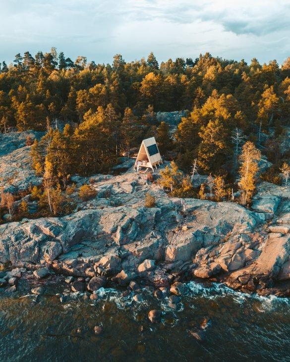 Nolla Cabin – Inspirations & Architecture